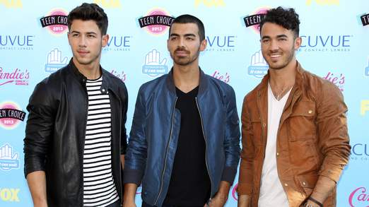 Jonas Brothers étaient ensemble depuis huit ans