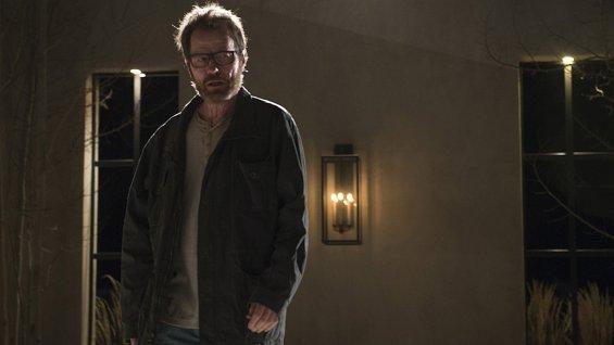 Bryan Cranston dans le rôle de Walter White dans