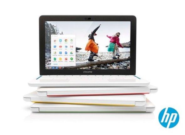 Google et HP ont présenté le Chromebook 11