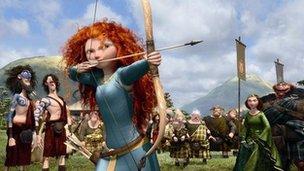 Pixar Canada a travaillé sur des projets de courts métrages