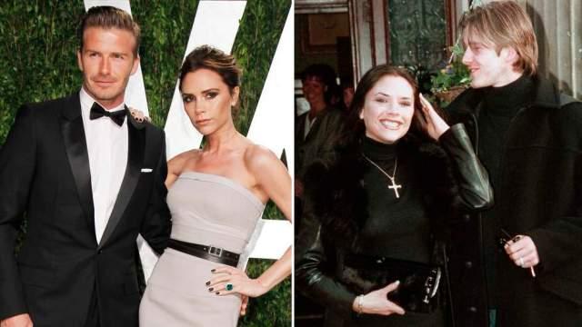 Le couple Beckham gagne Plus de 100.000 euros par jour