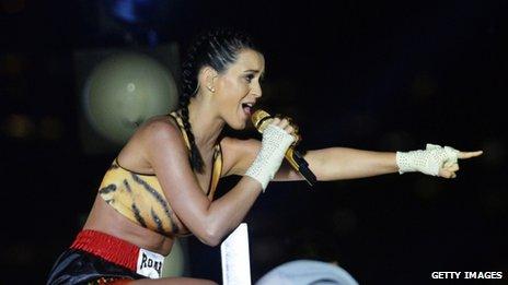 Katy Perry se produira au MTV Europe Music Awards de cette année