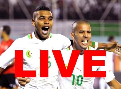 Algérie-Burkina Faso-Streaming-Live