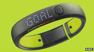 Nike ne propose pas un Android ou une application Windows Phone pour son bracelet Fuelband