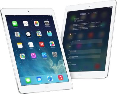 Apple a annoncé le lancement aux Etats-Unis de son nouvel iPad mini