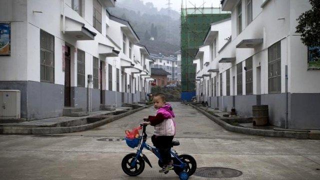 La politique de l'enfant dispense les minorités ethniques