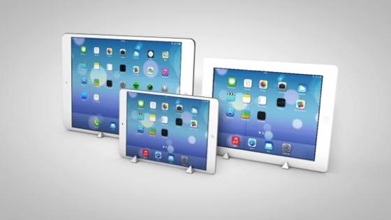 L'écran de l'iPad 12,9 pouces serait déjà en production