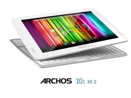 Archos 101 XS 2, une tablette de 10'' avec clavier magnétique