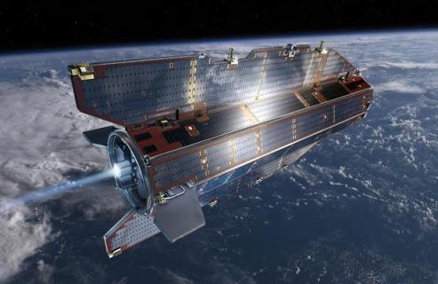 Le satellite Goce va se disloquer au-dessus de nos têtes dans la nuit de dimanche