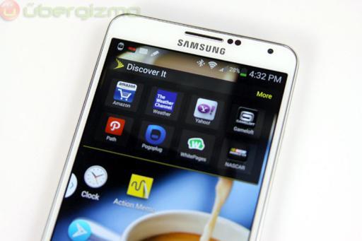 Samsung lance l'app Android qui vous permet d'essayer des fonctionnalités du Galaxy Note 3