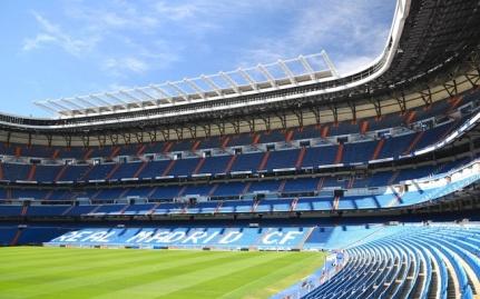 Le stade de Football de Madrid pourrait prendre le nom de Microsoft