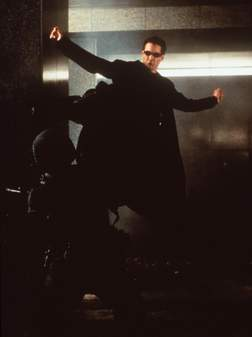 Le film Matrix a été lié à des crimes violents