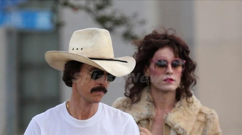 McConaughey est pressenti pour un Oscar pour son rôle de Dallas Buyers Club