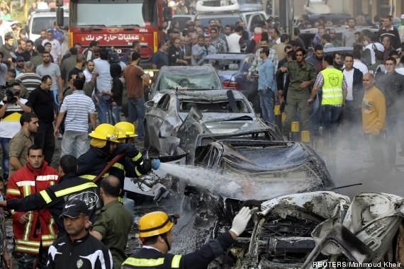Un double attentat près de l'ambassade d'Iran fait plusieurs morts
