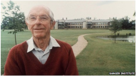 Frederick Sanger : décès d'un des pères de la médecine moderne