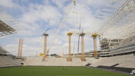 Le stade devrait accueillir près de 50.000 personnes