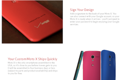 Moto X : Motorola mise sur la personnalisation et les nouveaux usages pour son renouveau
