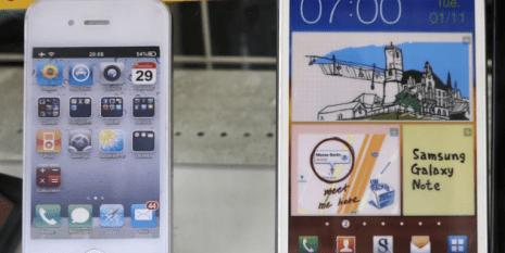 Apple et Samsung de retour devant la juge en Californie