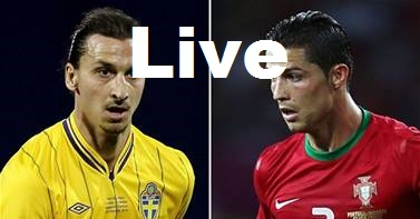 Suède-Portugal-Streaming-Live