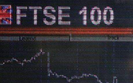 La FTSE 100 de Londres