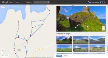 Google permet de créer des Street View personnalisés