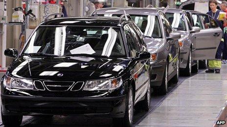 Saab va relancer la production après deux ans de sa faillite