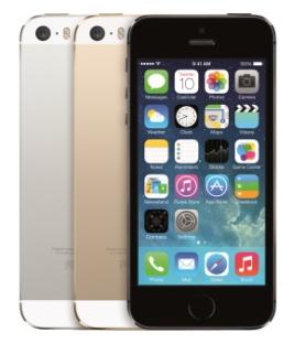 L'iPhone 5s, nouveau vaisseau amiral de la firme de Cupertino