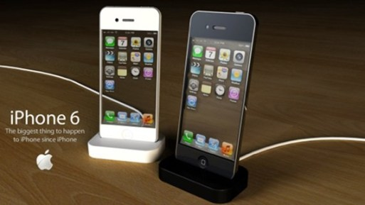 le nouveau concept: iPhone6