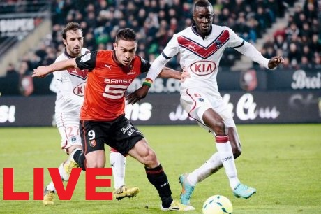 Rennes-Bordeaux-Streaming-Live