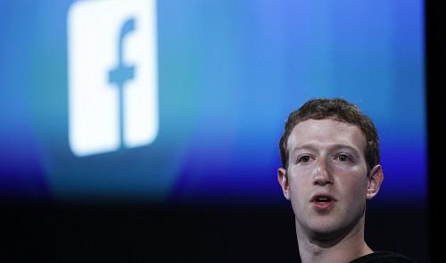 Mark Zuckerberg fondateur de Facebook