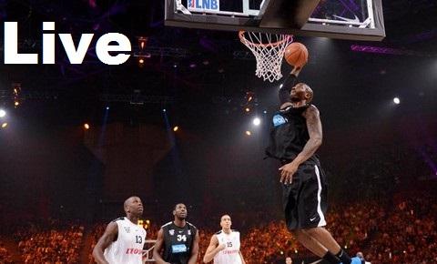 All Star Game Basket