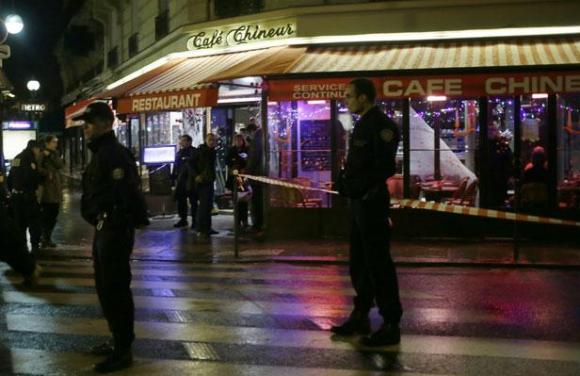 Café Chineur, le bar où a eu lieu le meurtre