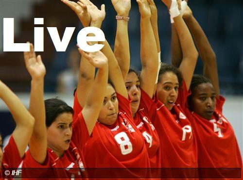Handball-Féminin-Championnat-du-monde-Allemagne-Tunisie