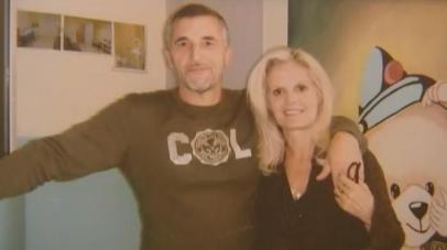 Après 38 ans de prison Philippe El Shennawy demeura à présent près de sa femme