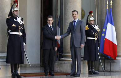 Pour Bachar al-Assad, la France