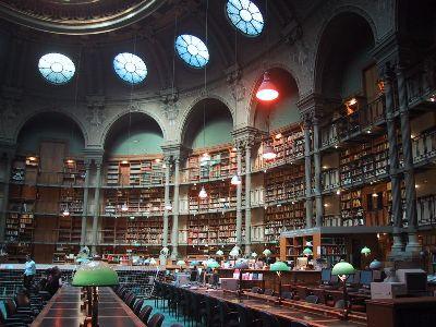 La Bibliothèque nationale de France victime d'une inondation