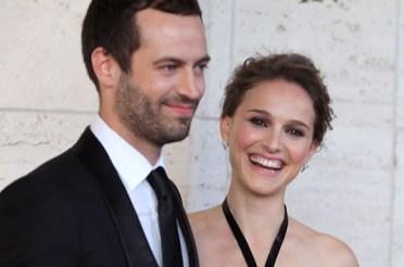 Natalie Portman et Benjamin Millepied sont actuellement en Israël
