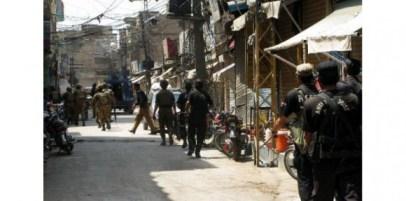 Pakistan un convoi militaire a été la cible du groupe TTP