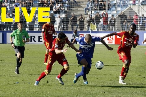 Coupe-de-France-RC Lens-Bastia-Streaming-Live