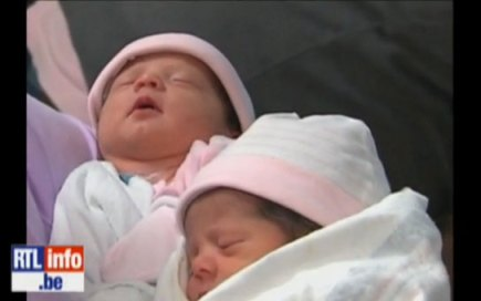 jumeaux Brandon et Laurraine: nés ni le même jour ni la même année