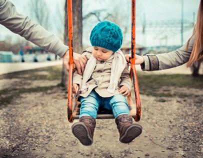 les décisions concernant l'enfant doivent être prise par les deux parents