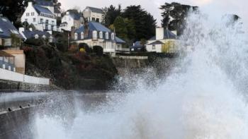Le Finistère est le département le plus touché dénombrant 13 000 foyers sans courant