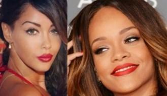 Nabilla et Rihanna