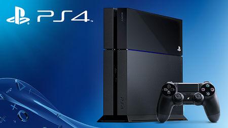 Lancement de la PS4 au Japon
