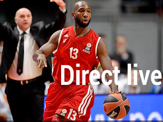 Match Eurocoupe de Basket Strasbourg - Alba Berlin en direct streaming