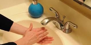 le lavage des mains est le principal geste de prévention