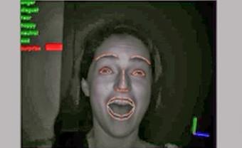 Une caméra infrarouge est le capteur d'émotions