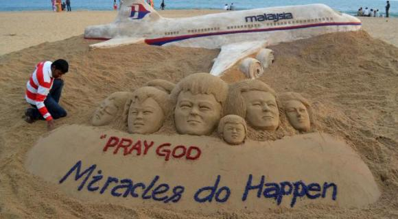 L'espoir existe toujours pour les familles des passagers Crédit Reuters