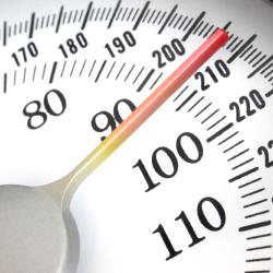 lien salive obésité