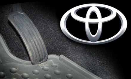 Toyota payera pour ses problèmes d'accélération.